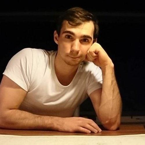 Pavlo Tkachenko - avatar